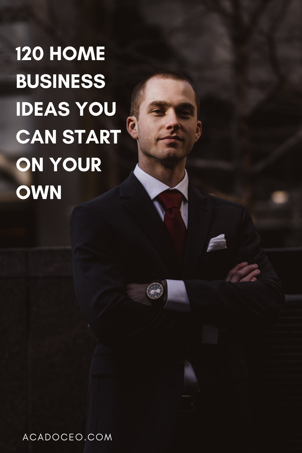 120 HOME BUSINESS IDEAS YOU CAN START ON YOUR OWN